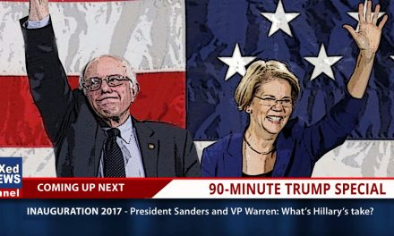 On Day One – Sanders