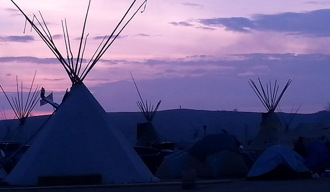 An Awakening at Standing Rock