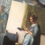 Reworking Vermeer's Young Woman