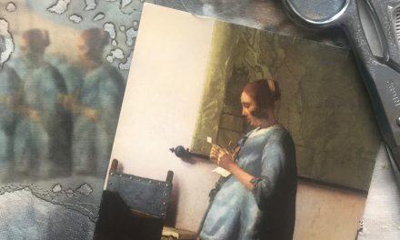 Reworking Vermeer's Young Woman